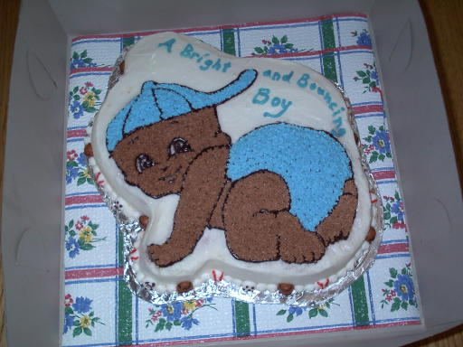 Baby Boy Cakes Collections